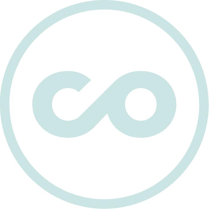 Compenyon Logo in türkis